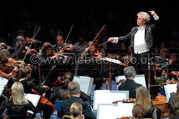 Jiri Belohlavek and the BBC Symphony orchestra. #97953