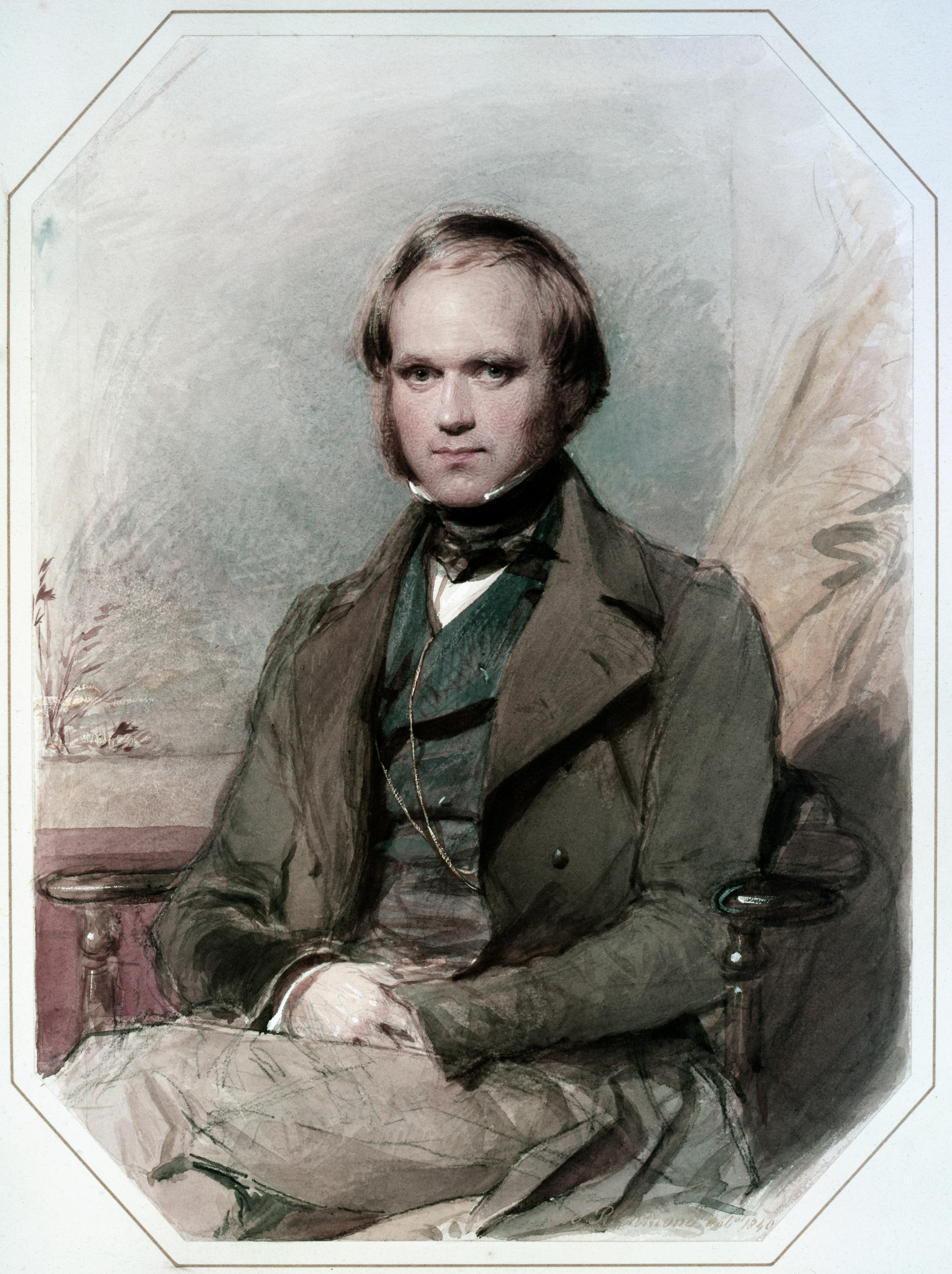 Charles Darwin Biography