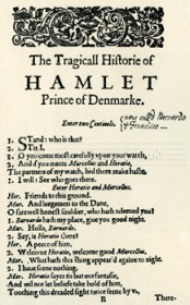 The Tragicall Histoire of Hamlet Prince of Denmark #101460