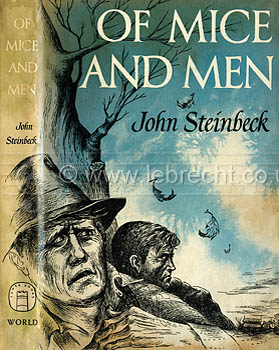 of mice and men authorjohn steinbeck essay