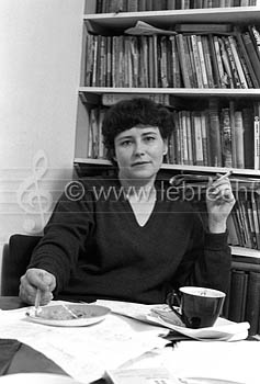 When i was young essay doris lessing